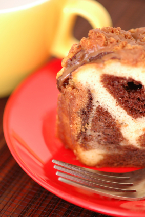 Spanish Coffee Cake